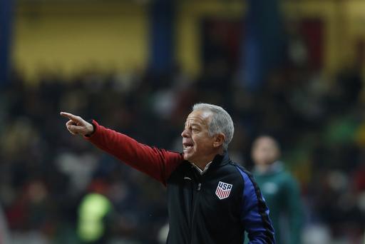 McKennie scores in debut as US ties Portugal 1-1