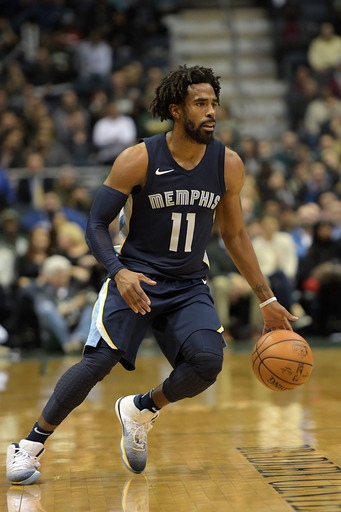 Grizzlizes' Mike Conley out indefinitely with sore Achilles