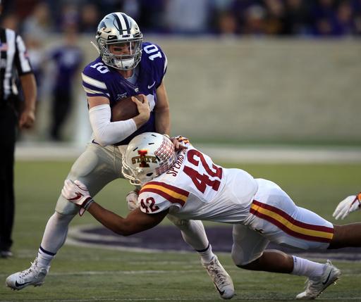 K-State turns to Skylar Thompson as future quarterback