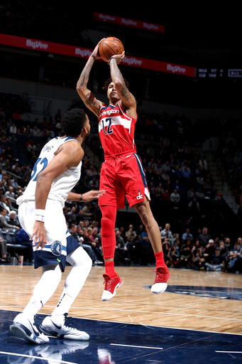 Porter helps Wizards edge Timberwolves 92-89 (Nov 28, 2017)