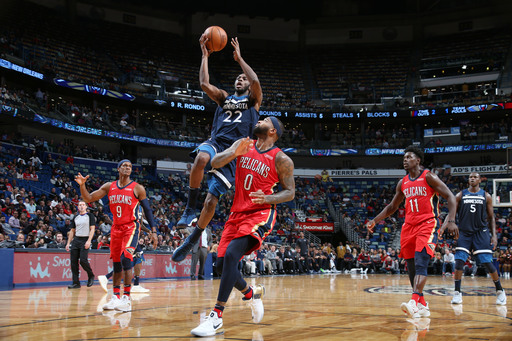 Wiggins lifts Timberwolves to 120-102 win over Pelicans (Nov 29, 2017)