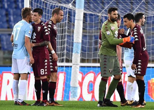 Lazio forward Immobile handed 1-match ban and fine