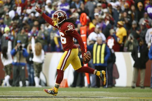 Swearinger prepares to face Cardinals as Redskins' leader