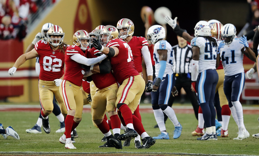 Good as Gould: 49ers kicker has been perfect past 3 games