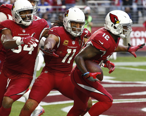 Fitzgerald hears his name chanted in big home finale