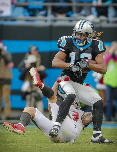 Runts? Misfits? Panthers keep finding answers at receiver