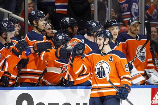 Ryan Nugent-Hopkins scores shootout winner, Oilers top Ducks (Jan 04, 2018)