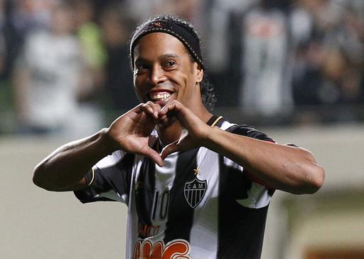 Agent says former World Cup winner Ronaldinho has retired
