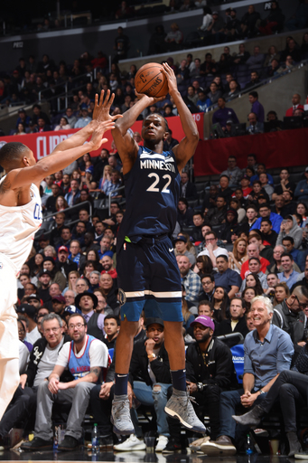 Wiggins carries Timberwolves to 126-118 win over Clippers (Jan 22, 2018)