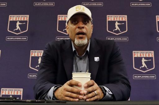 Baseball union head says rebuilding teams threaten integrity