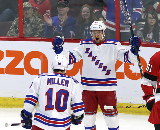 Devils acquire Grabner from Rangers in rivals' first trade