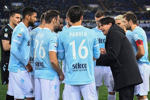 Immobile ends drought with 2 goals to help Lazio beat Verona