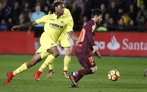 Villarreal defender Semedo charged with attempted murder