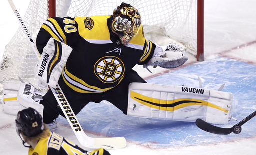McAvoy, newcomer Nash lead Bruins past Hurricanes 4-3 in OT