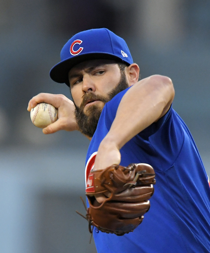 Mission accomplished: Hunter helps Phils land Jake Arrieta
