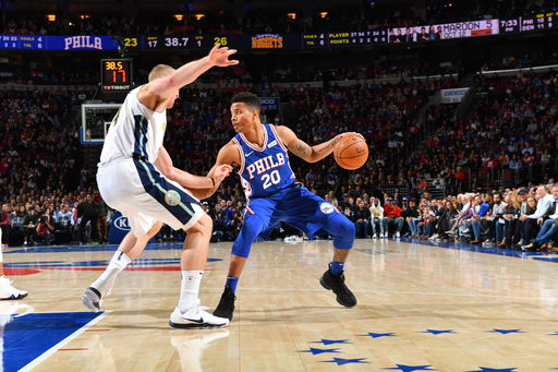 No. 1 pick Fultz scores 10 points in 1st game since October