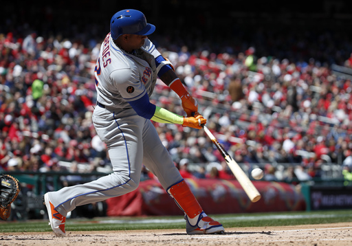 Conforto 'wanted Strasburg,' homers in Mets' 8-2 win at Nats
