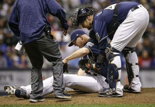 Knebel expected to miss 4-6 weeks with strained hamstring