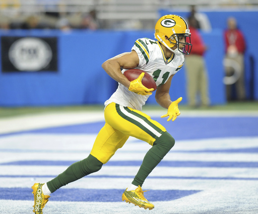 Packers' Trevor Davis accused of making false bomb threat