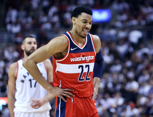 Wizards lose forward Otto Porter Jr. to left leg injury