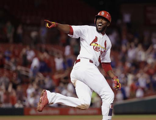 Fowler's 2-run HR in 14th rallies Cardinals past Cubs, 4-3