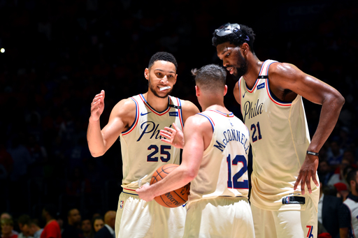 McConnell helps 76ers hold off elimination against Boston