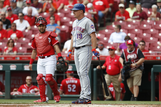 Mets place Bruce on paternity list; Robles to DL