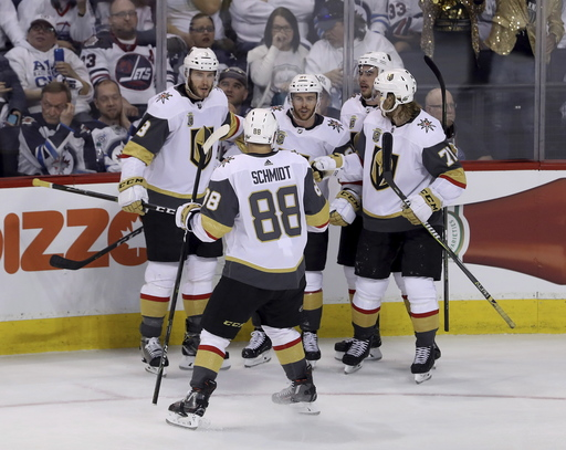 Marchessault makes Golden Knights glad Panthers gave him up