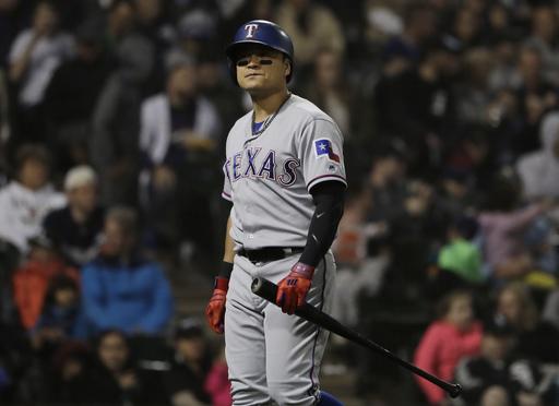 Jose Abreu, Lucas Giolito led White Sox over Rangers, 5-3