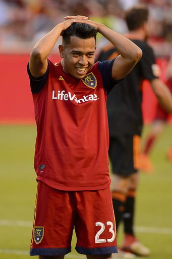 Beckerman scores 41st career MLS goal, RSL beats Dynamo 2-1