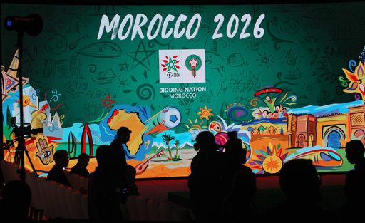 The Latest: Morocco doubts NAmerican 2026 bid's cash promise