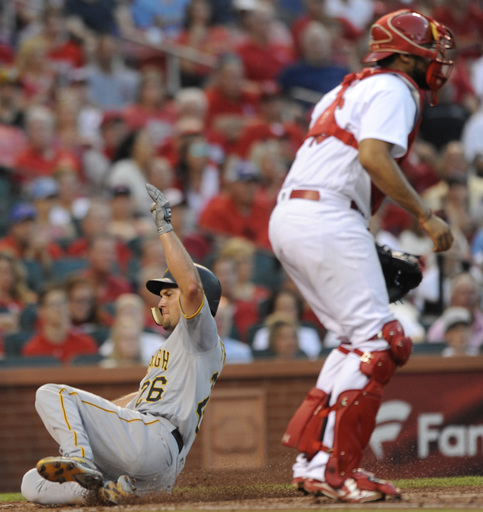 Taillon shuts down Cards to lift struggling Pirates, 4-0