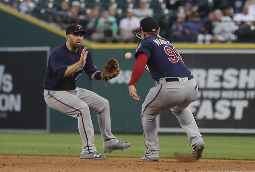 Reyes keys 4-run rally in 8th, Tigers beat Twins 5-2