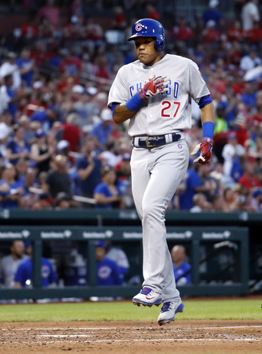 Russell and Heyward homer, Cubs rally past Cardinals 6-3