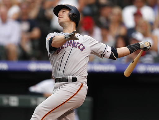 Buster Posey to miss All-Star game to deal with hip injury