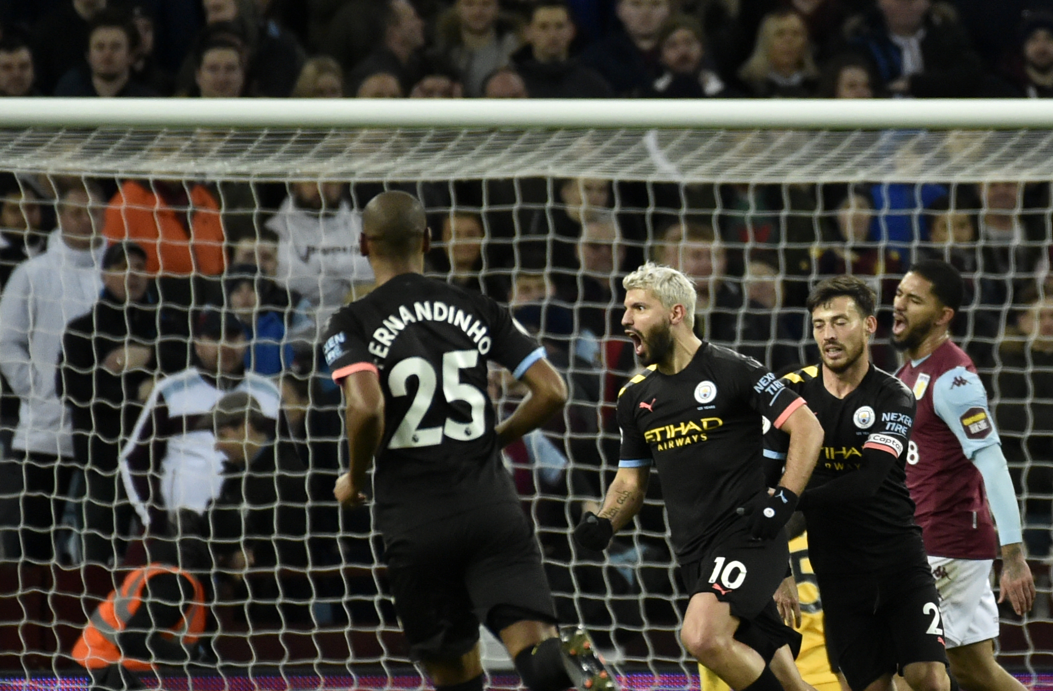 Aguero overtakes Henry as record EPL foreign scorer