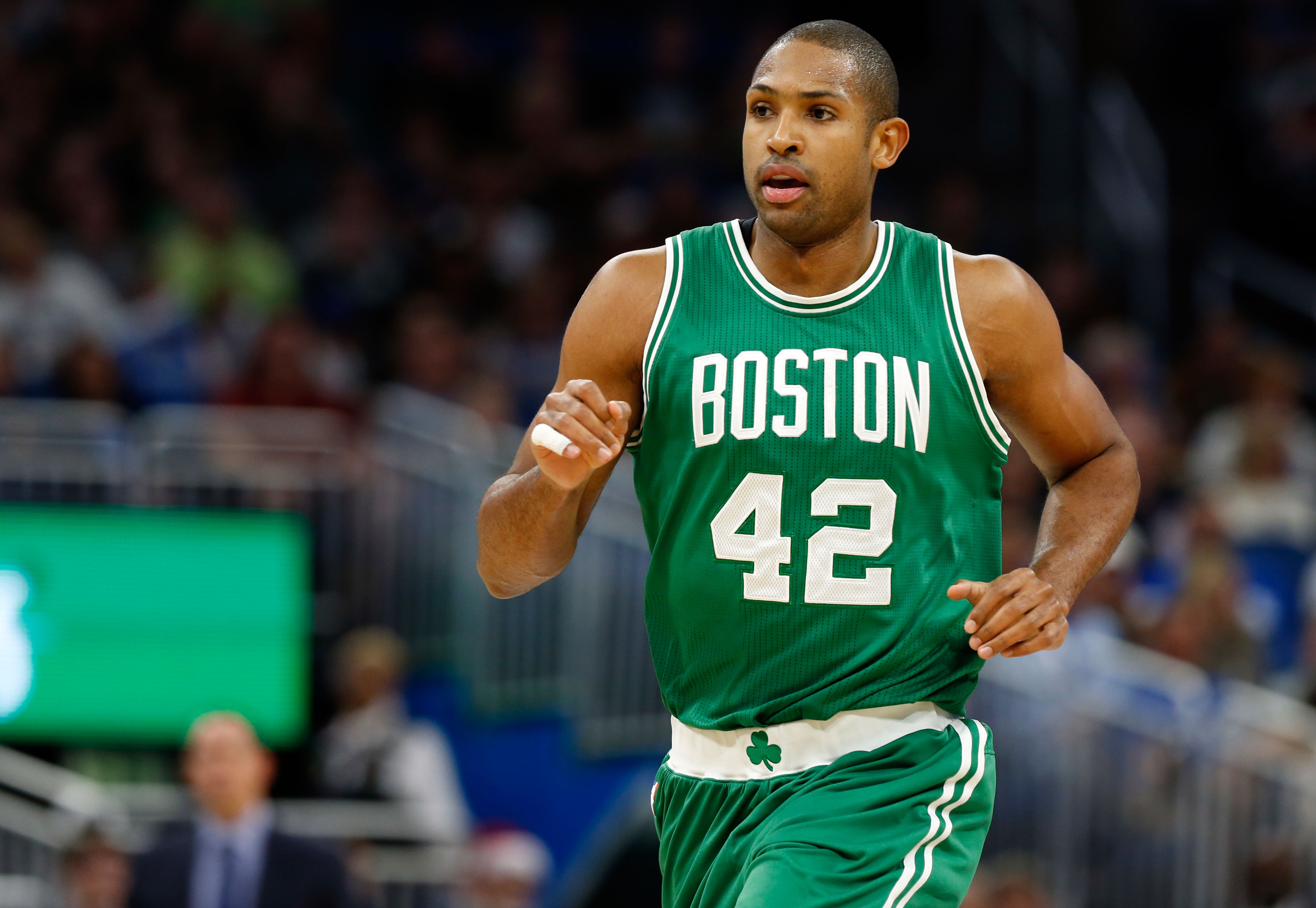 No Need for the Boston Celtics to Be Concerned With Al Horford