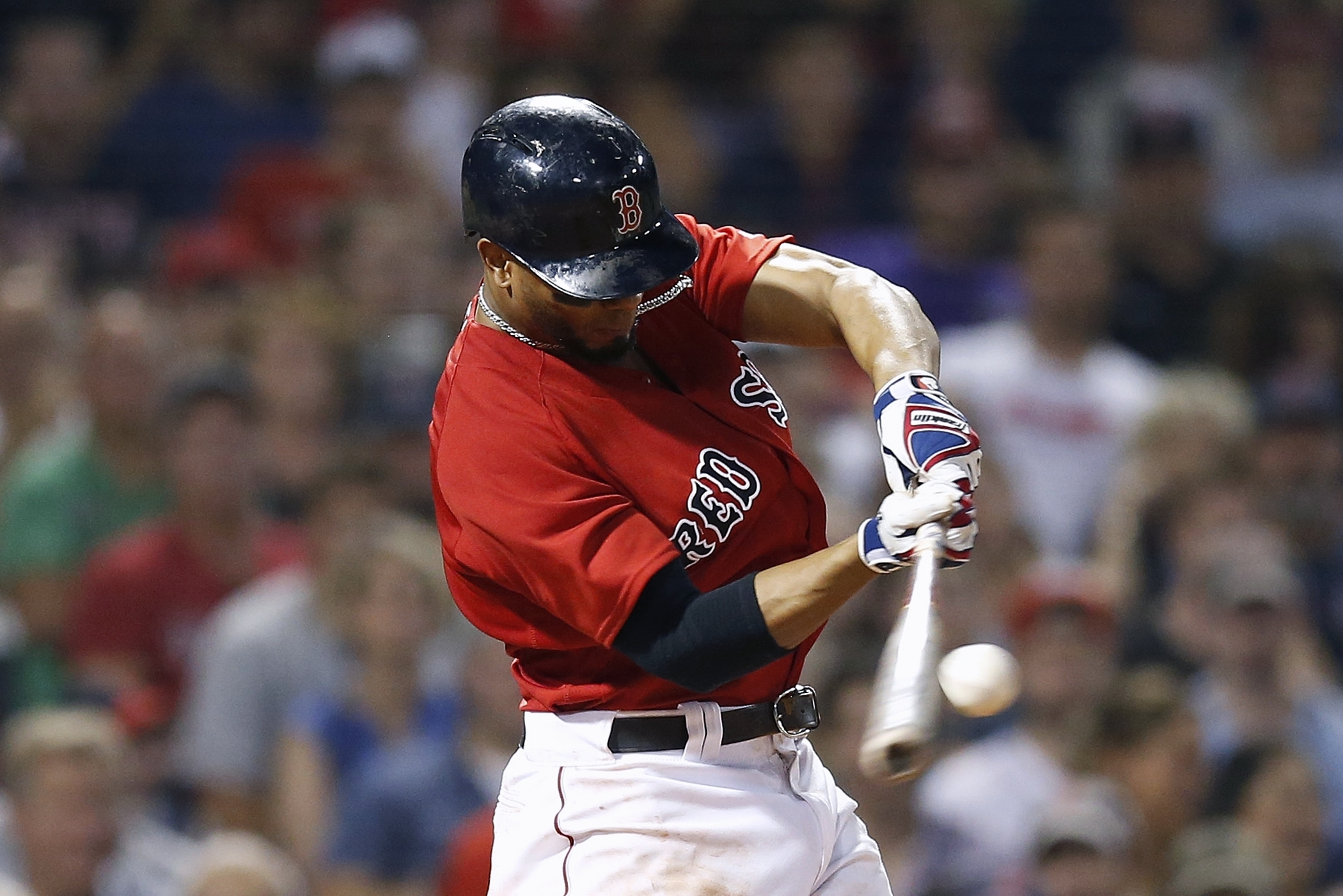 Bogaerts rallies Red Sox to 7-3 win over Rays