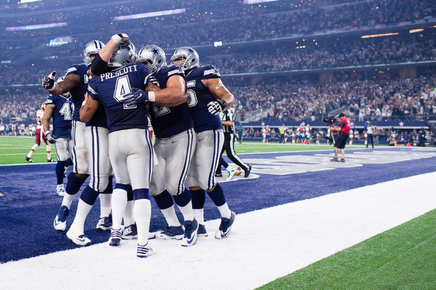 Cowboys take to Twitter to celebrate NFC East crown