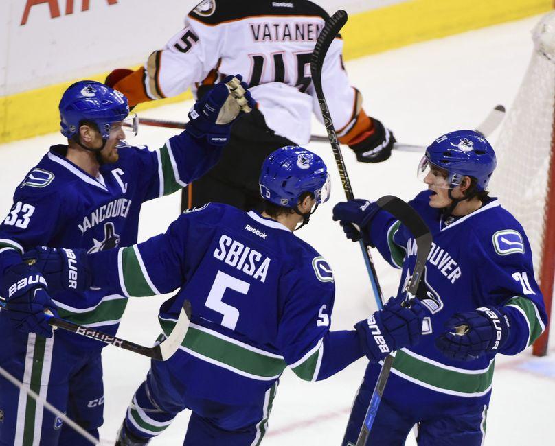 Vancouver Canucks vs. Anaheim Ducks: Preview, Lineups
