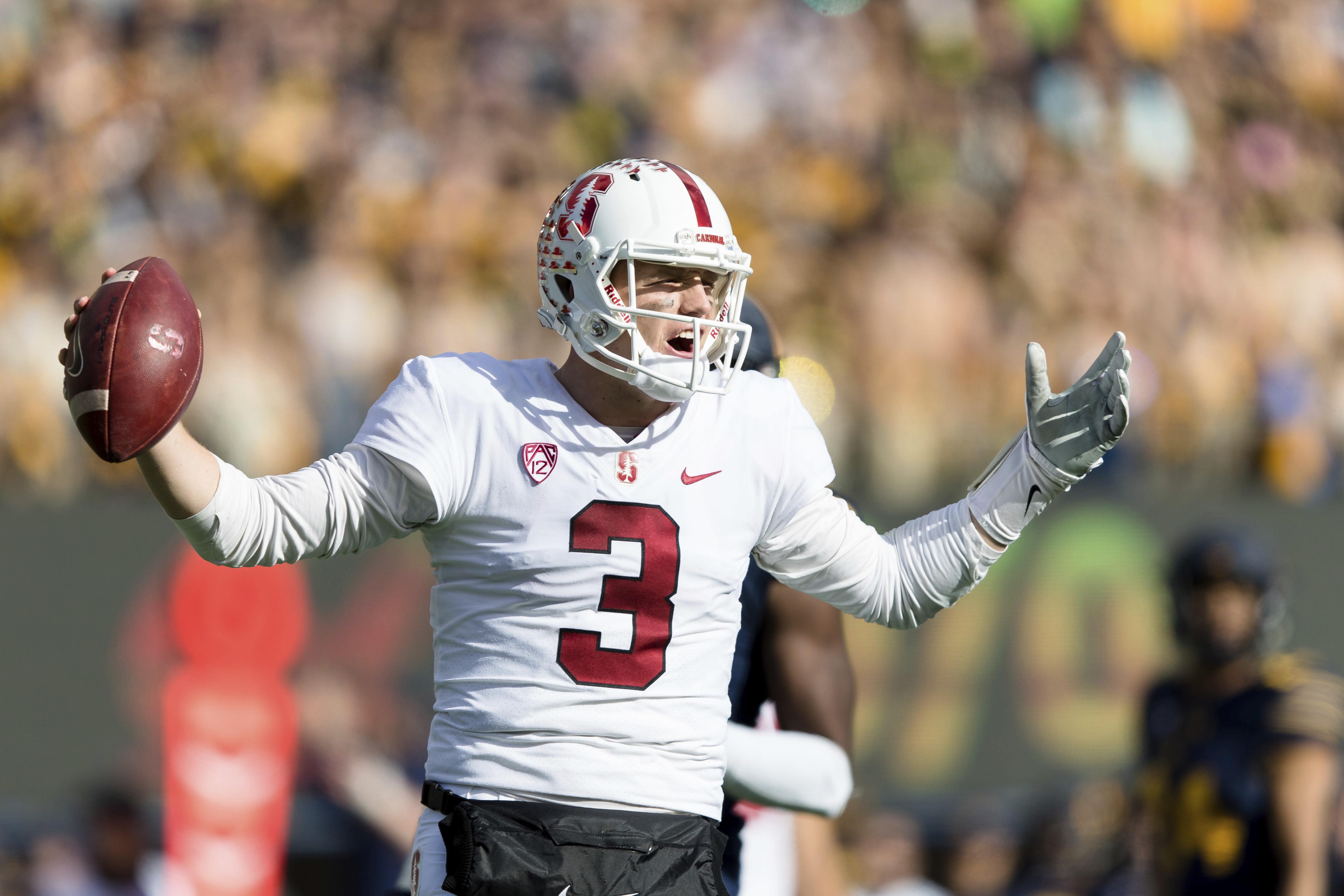 QB K.J. Costello's return provides optimism for Stanford