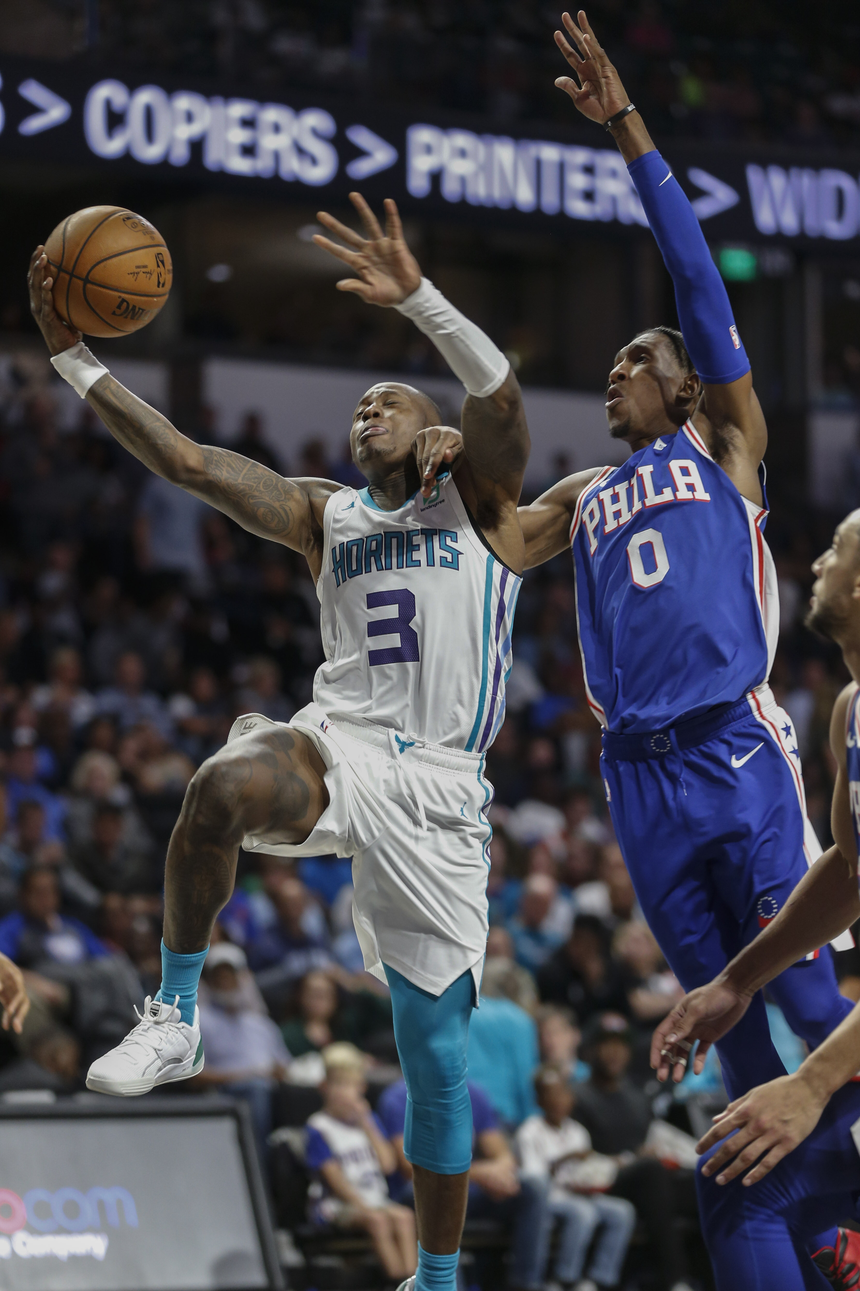 Inexperienced Hornets turn to Rozier in post-Kemba era