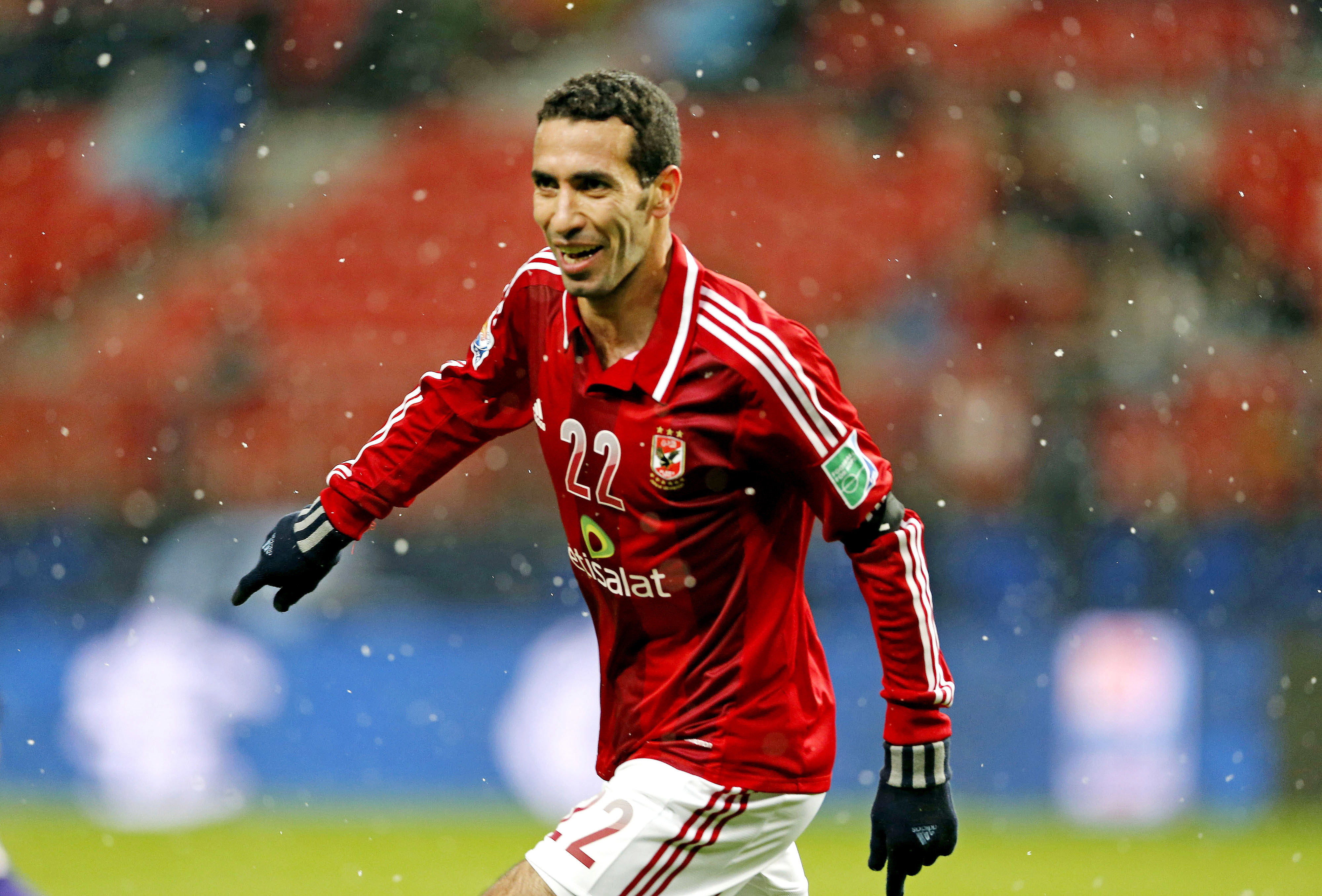 Egypt's retired soccer star sentenced to 1 year in prison