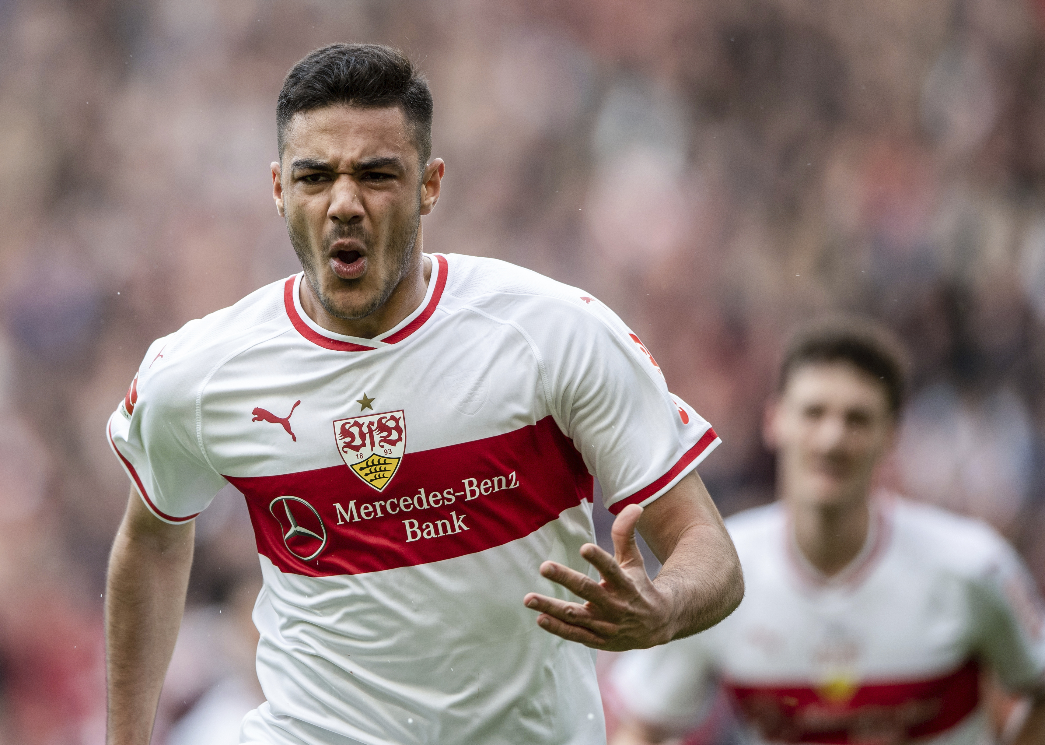 Stuttgart routs Hannover 5-1 in Bundesliga relegation fight