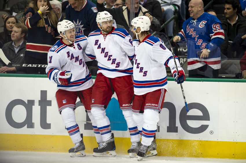 New York Rangers: Moves the Blue Line Station staff wish NYR could redo: Part 1