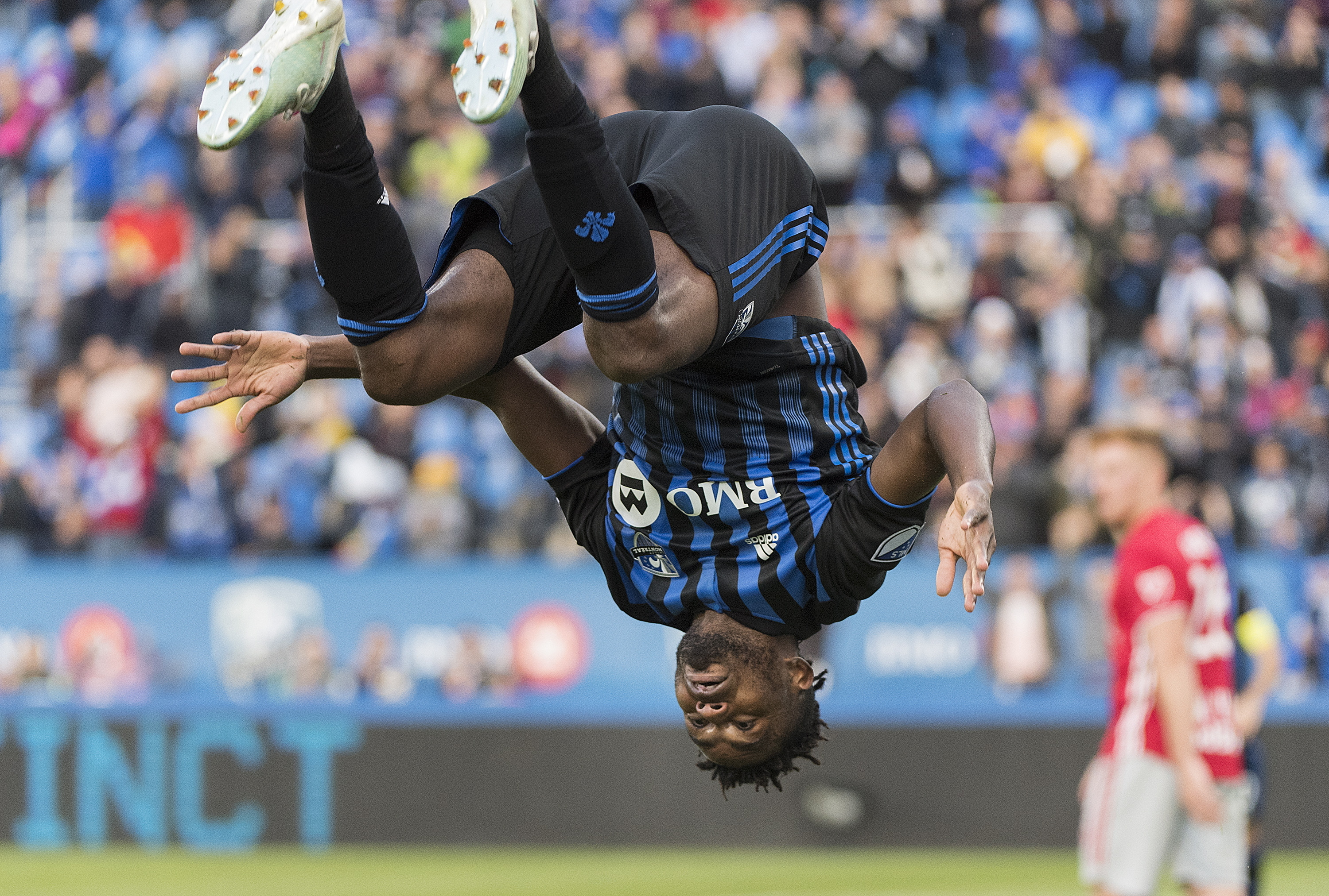 Orji Okwonkwo leads Impact over Red Bulls, 3-0