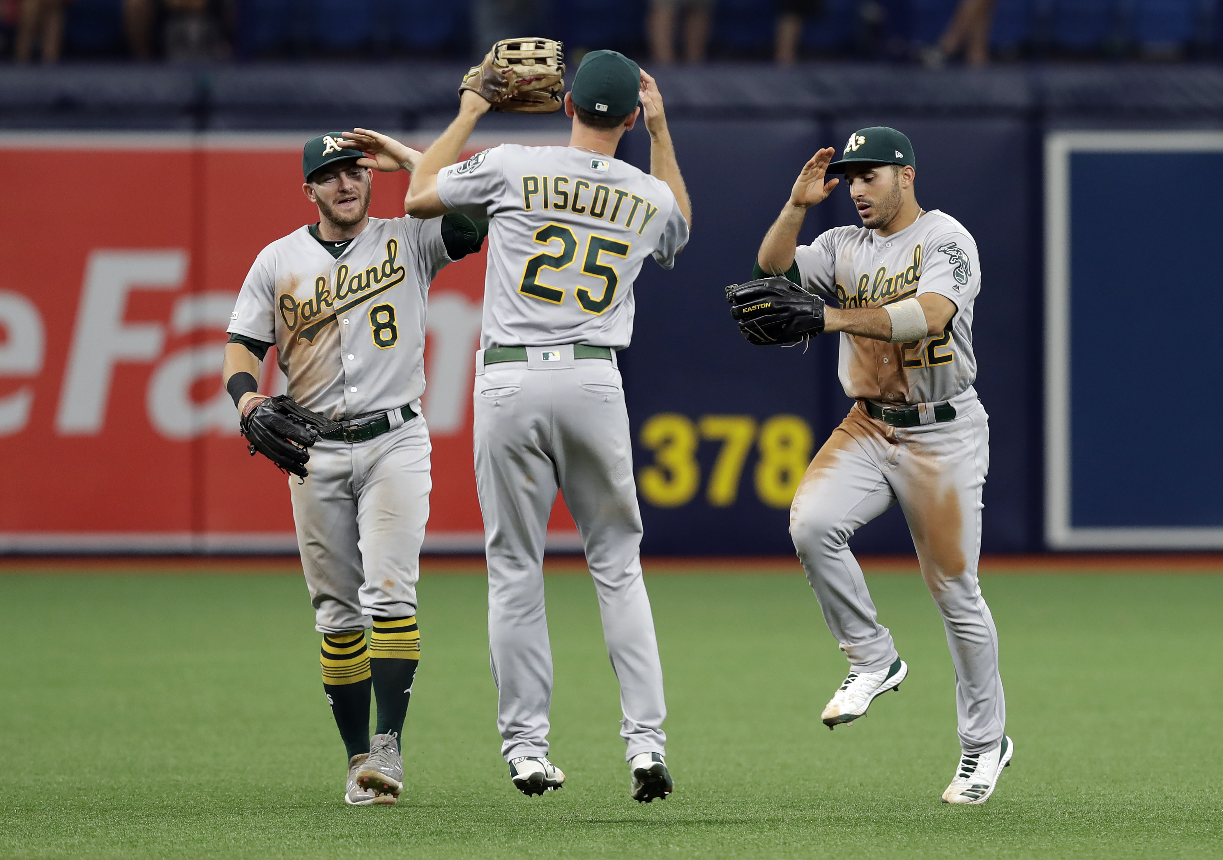 A's Piscotty undergoes surgery to remove melanoma from ear