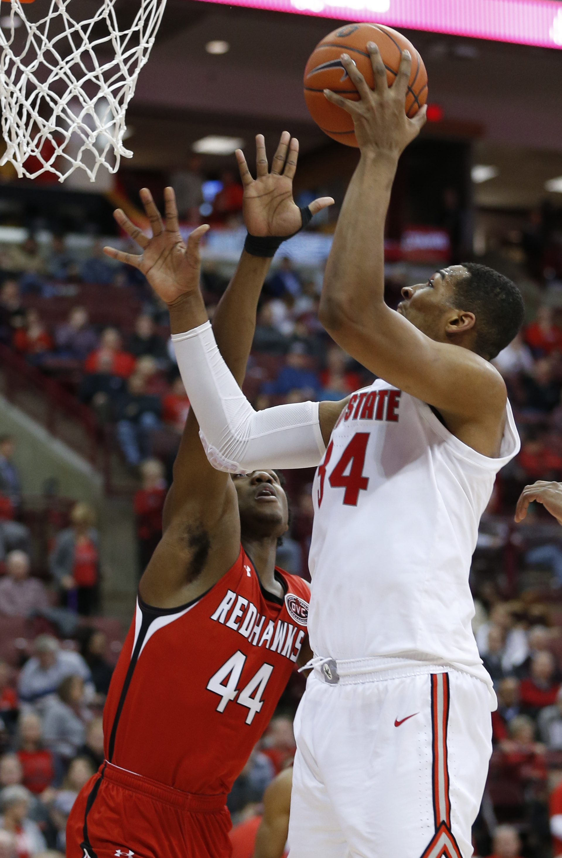 No. 5 Ohio State bounces back, tops Southeast Missouri State