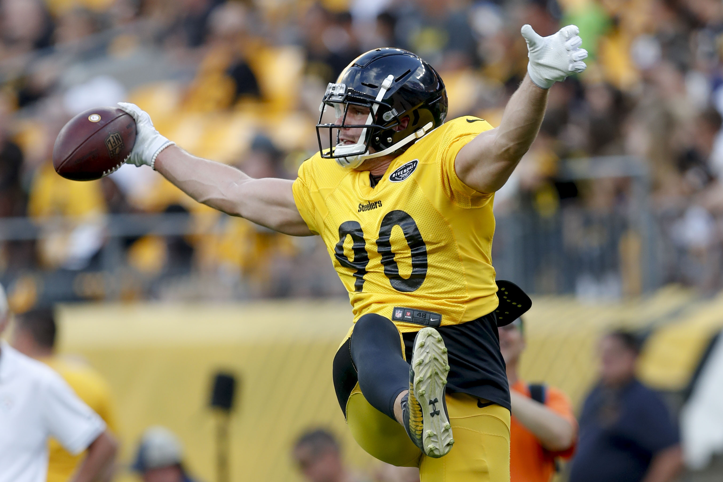 Steelers' T.J. Watt seeks to build on breakout season