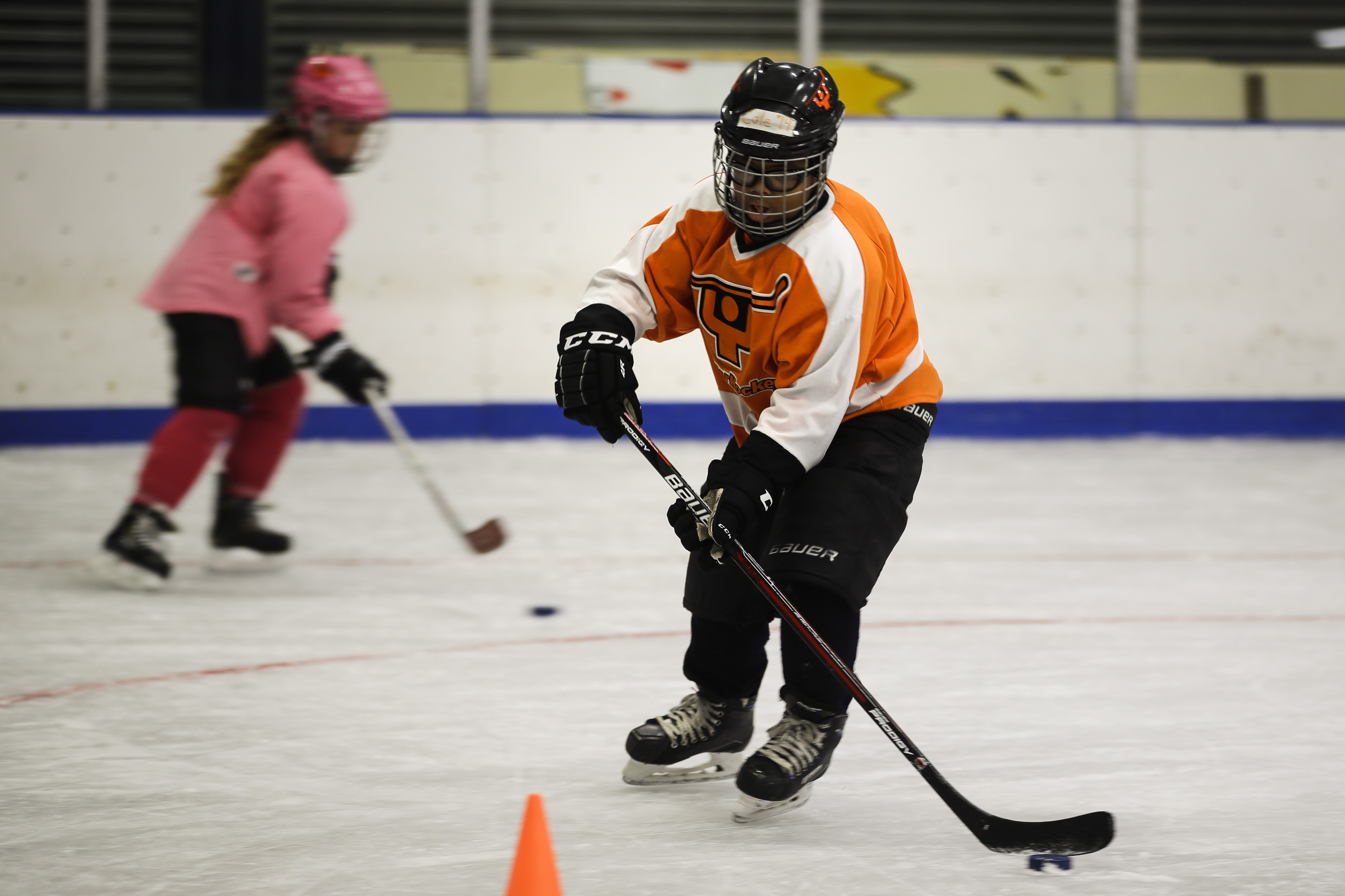 In city centers, a determined effort to diversify hockey